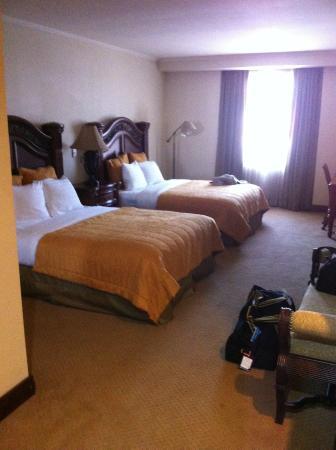 Hotel Gran Mediterraneo: Bedroom