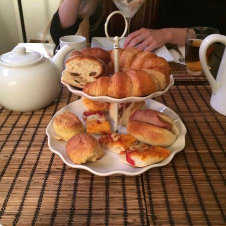 Rivers Street Rooms : Delicious breakfasts