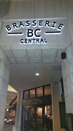 Brasserie Central Miami