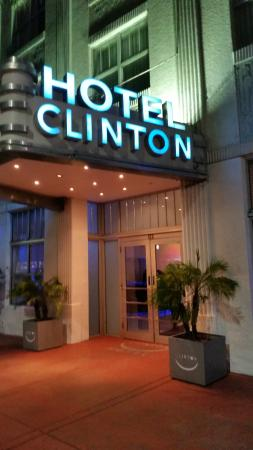 Clinton Hotel South Beach: Hotel Front