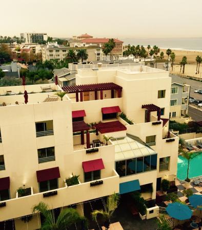 JW Marriott Santa Monica Le Merigot: View