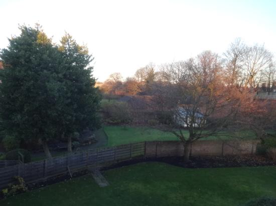 Grays Court Hotel : View from our room, amazing!