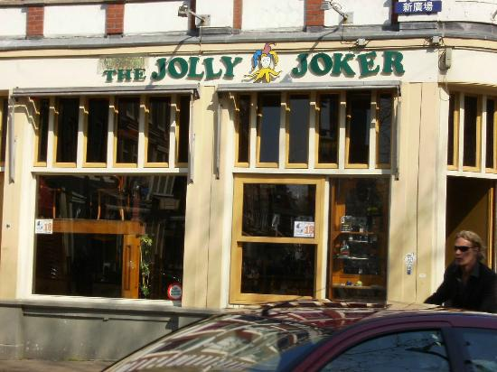 Jolly Joker coffeeshop