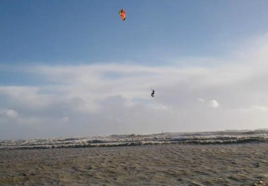 The Kitesurf Centre: Big air!