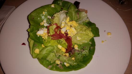Brabo Tasting Room: bibb salad