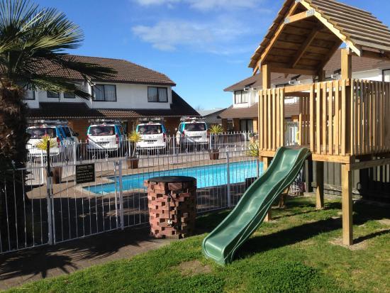 Palm City Motor Inn : Children's play area