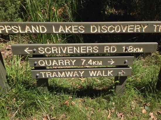 Gippsland Lakes Discovery Trail