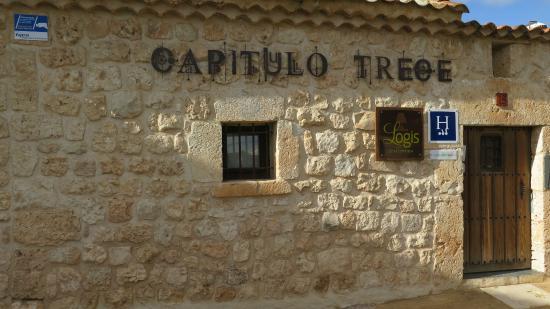 Hotel Boutique & Spa Capitulo Trece: HOTEL CAPITULO TRECE