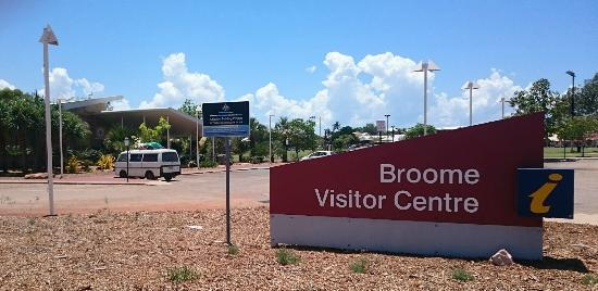 ‪Broome Visitor Centre‬