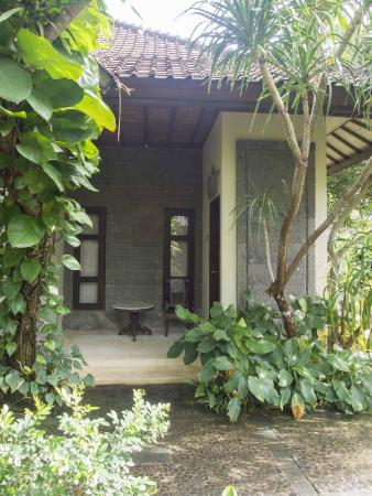 Hotel Puri Bambu: My room