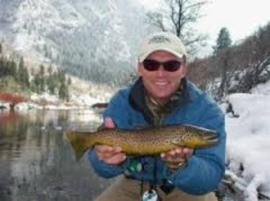 The Inn at Steamboat : Winter Fly Fishing