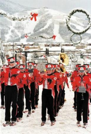 The Inn at Steamboat : High School Marching Band