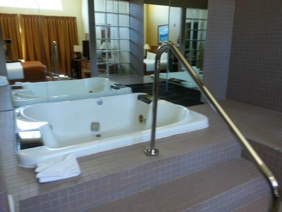 Inn at Keystone: Whirlpool