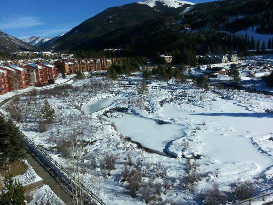 Inn at Keystone: View from room