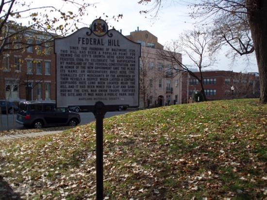 Federal Hill Park: Federal Hill