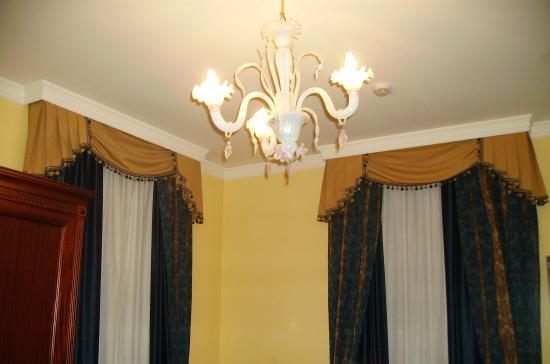 Park Hotel Villa Vicini: Detalle de la habitación de Villa Vicini
