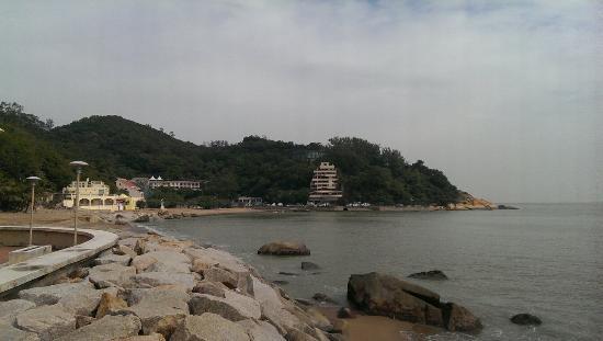 Bamboo Bay Beach