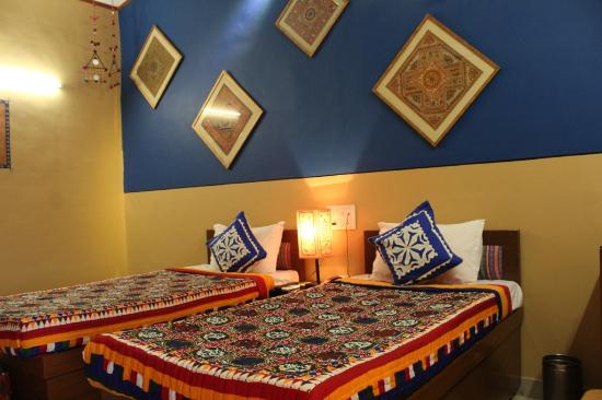 Regenta Resort Bhuj: Heritage room