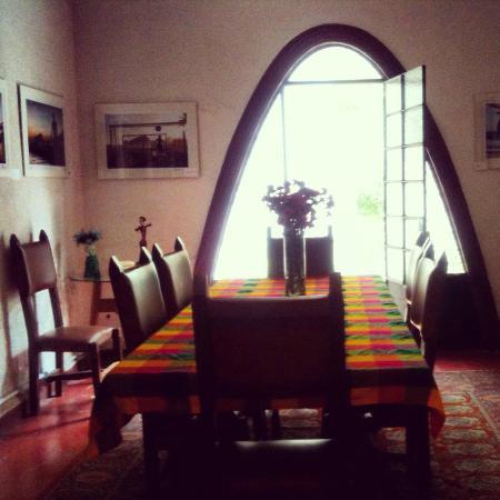 Condesa Haus: Comedor