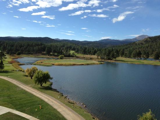 view of lake picture of inn of the mountain gods resort casino