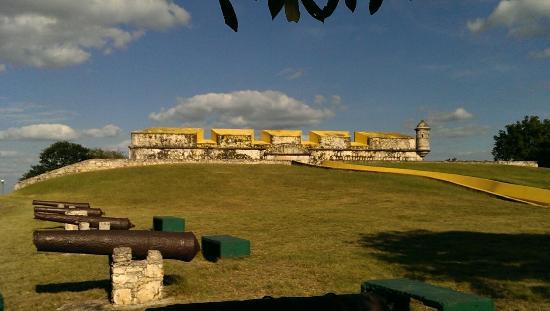Museo Arqueológico de Campeche Fuerte de San Miguel