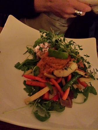 Grappa - Coffehouse Bar Restaurang Lounge : Torskfile