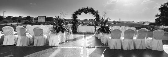 Arabian Ranches Golf Club Hotel: Wedding