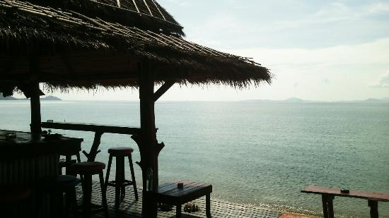 Coco Garden Resort : Beach bar. Dec 14
