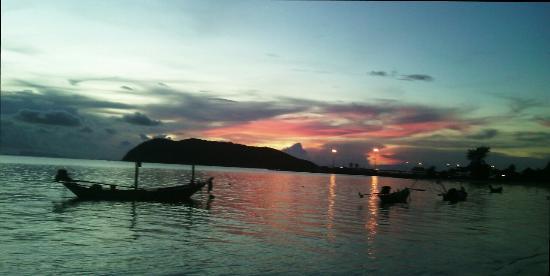 Coco Garden Resort: Stunning sunsets