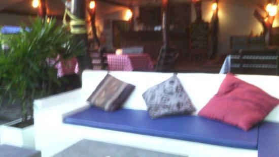 Coco Garden Resort: Loung/Terrace