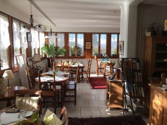 Glion, Zwitserland: La salle