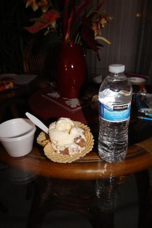 Kihei Aloha Ice Cream & Yogurt: $5 a scoop. This is two teeny tiny scoops
