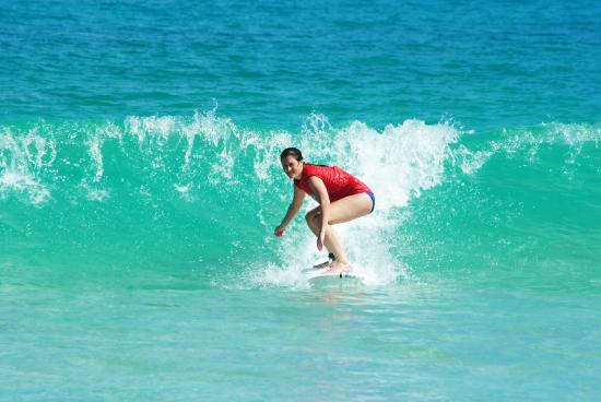 Coast Riders Surf Shop & Surf Lessons: Big one