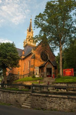Anglikánský Kostel sv. Lukáše