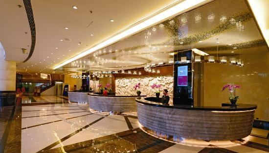 Ramada Plaza Shanghai Pudong Airport: Lobby