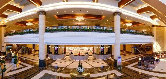 Ramada Pudong Airport Shanghai: Lobby