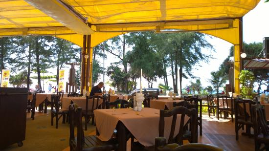 Phuket Island View : вид из ресторана