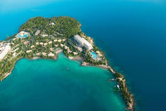 Kommeno Bay, Yunanistan: Corfu Imperial on a private Peninsula