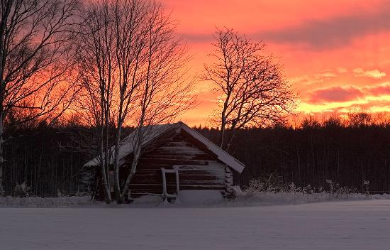 Vastmanland County, Sweden: Winter wonderland