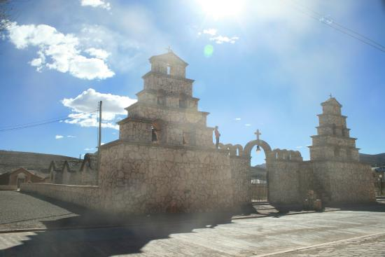 San Cristobal de Lipez