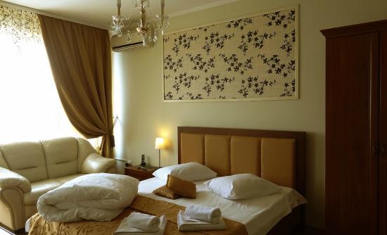 Hotel SS Residence Unirii: Vip room