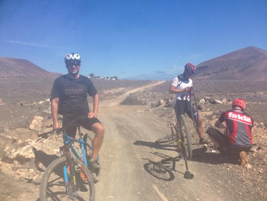 Bueno Bike Lanzarote: The Rollercoaster
