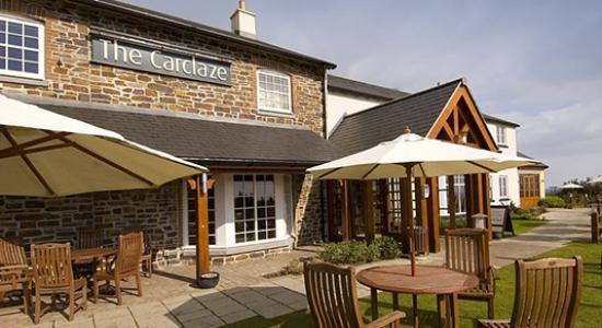 The Carclaze: Carclaze Excellent Restaurant