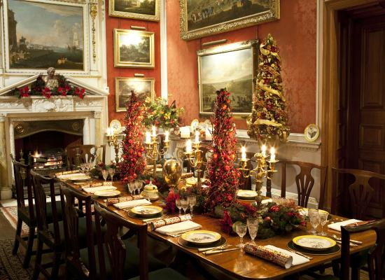 Castle howard at christmas picture of castle howard for Best restaurants with rooms yorkshire