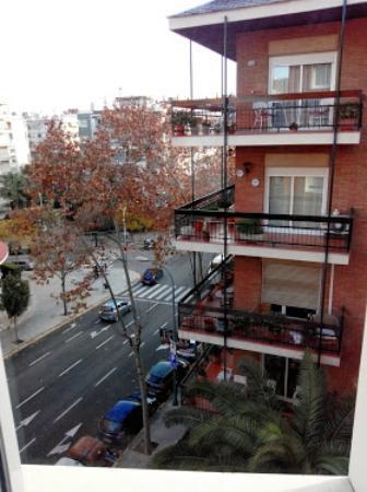 Bonanova Park: vue de la chambre 2