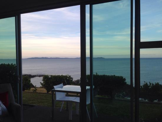 Doubtless Bay Villas: View from the bed