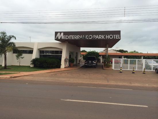 Mediterraneo Park Hotel: Otimo Hotel