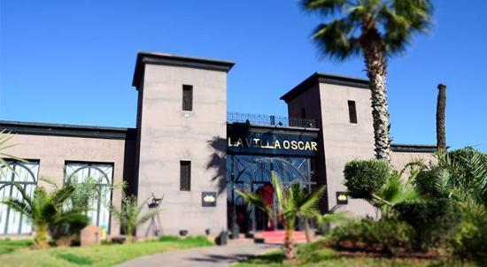 La Villa Oscar