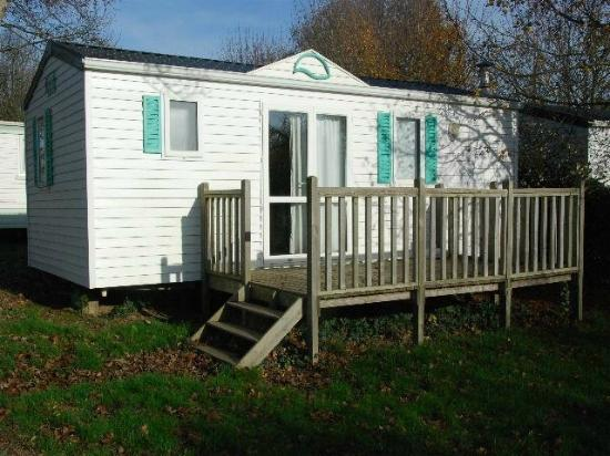 int rieur mobil home 4 6 personnes picture of camping beauchene avrille tripadvisor. Black Bedroom Furniture Sets. Home Design Ideas