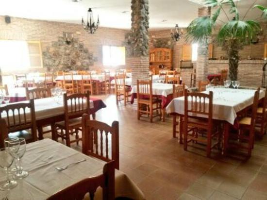 Hontoba, España: Restaurante El Cordobés Guadalajara